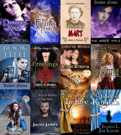 Sold Book Covers
